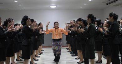 งานแสดงมุทิตาจิตแก่ผู้เกษียณอายุราชการประจำปี 2561 ณ ห้องประชุมกาวิละ โรงพยาบาลค่ายกาวิละ