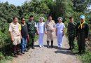 รพ.ค่ายกาวิละได้ออกให้บริการทางการแพทย์ และตรวจเยี่ยมประชาชนที่ได้รับผลกระทบจากน้ำท่วมขัง